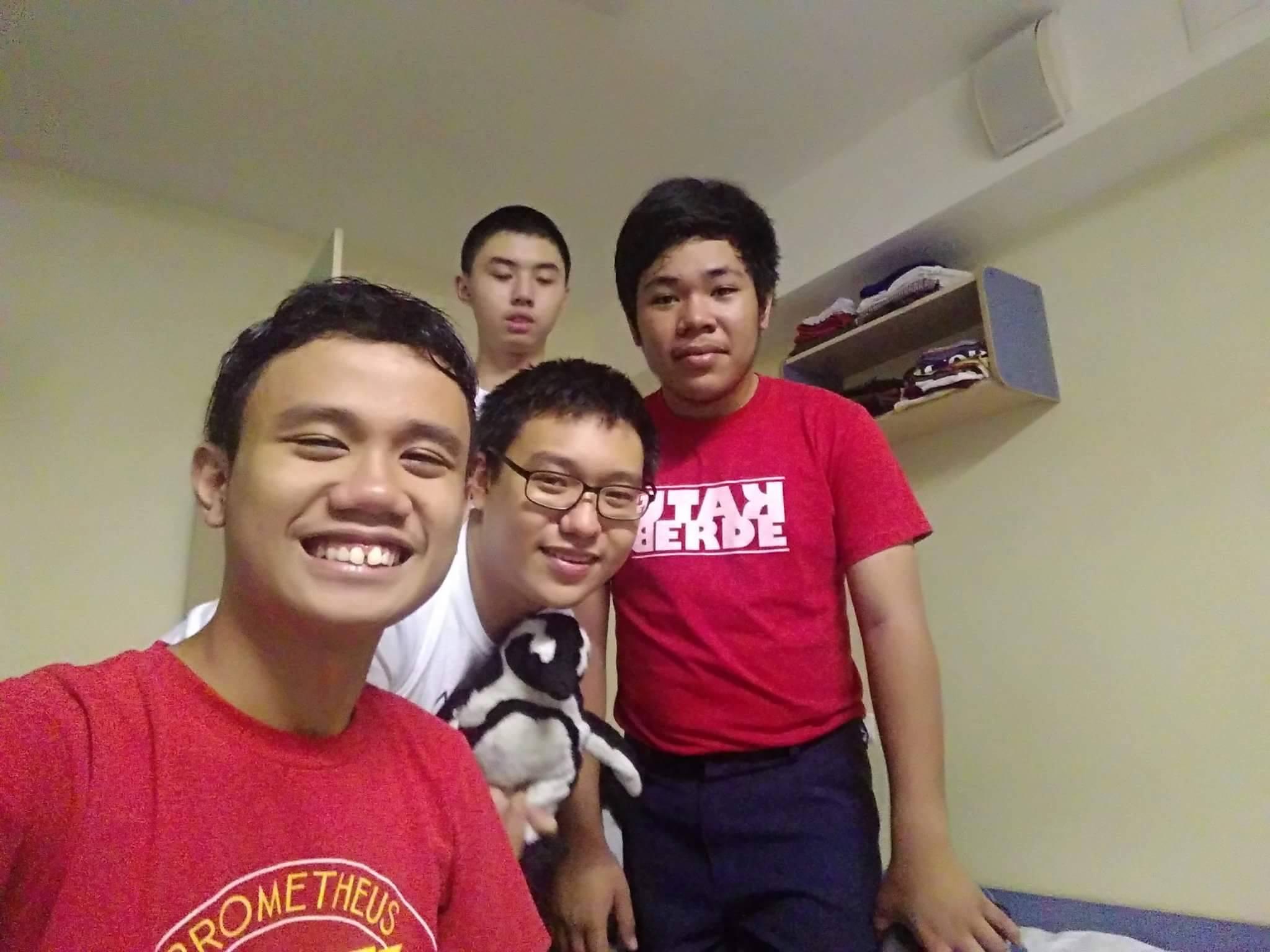 2016 IOI Team